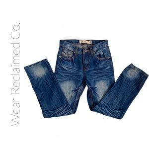 Boy's CHAMS Distressed Jeans - Size 10